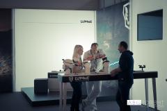 RAAM RD zu Besuche auf der ISPO in München